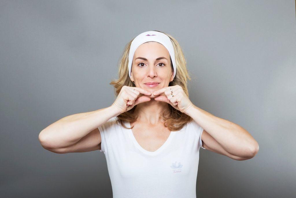 3 + 1 Benefit obličejové jógy