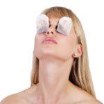 váčky a kruhy pod očima - obličejová jóga