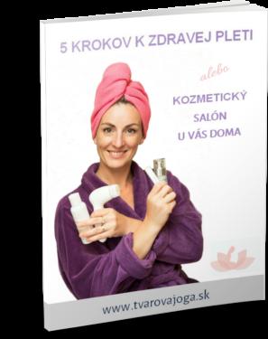 5 krokov k zdravej pleti alebo kozmeticky salon u vas doma