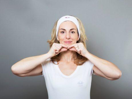 Benefit obličejové jógy